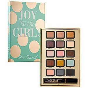 Too Faced Joy to the Girls Palette!